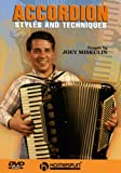 DVD-Accordion Styles And Techniques