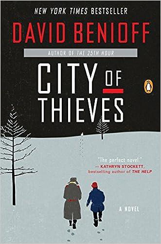 CITY OF THIEVES DAVID BENIOFF EBOOK DOWNLOAD