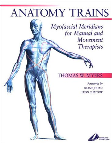 Anatomy Trains Myofascial Meridians For Manual And Movement