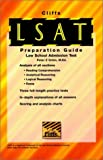 LSAT Preparation Guide, Cliffs Notes Staff, 0822020661