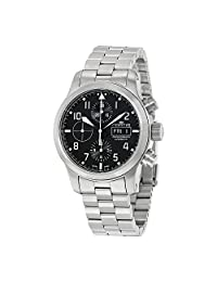 Fortis Aeromaster Chronograph Automatic Black Mens Watch 656.10.10 M