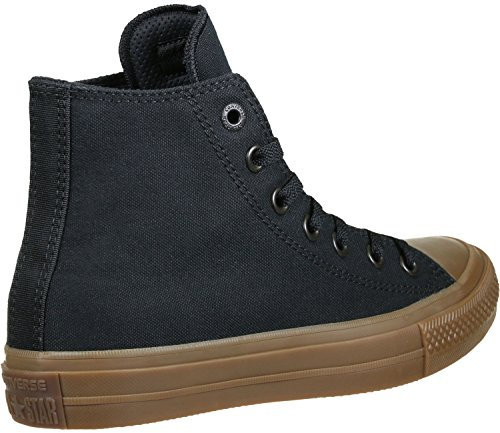Converse All Star II Hi Scarpa black/gum