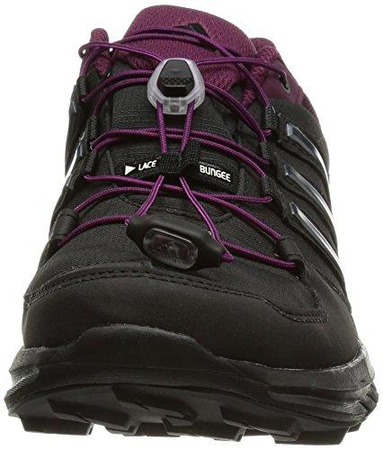 Mujer Zapatillas de running Duramo Cross X GTX, color negro, talla 39 UE negro - negro