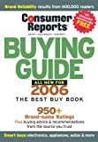 Consumer Reports Buying Guide, , 0975538837