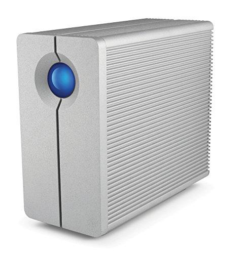 """LaCie 2big Quadra 6TB 3.5"""" External Hard Drive"""