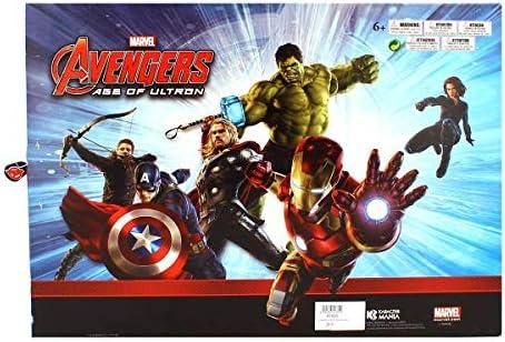 Avengers Pack Deporte+Plano: Amazon.es: Deportes y aire libre