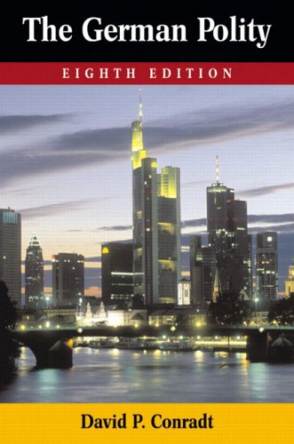 German Polity, The (8th Edition)