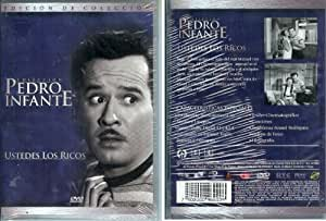 Amazon.com: Ustedes Los Ricos: Pedro Infante: Movies & TV