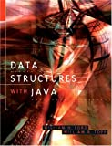 img - for Data Structures with Java book / textbook / text book