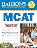 img - for Barron's MCAT with CD-ROM (Barron's MCAT (W/CD)) by Jay Cutts, Mariel Campbell, Louis Gotlib, Daniel Oman, Rober (2011) Paperback book / textbook / text book