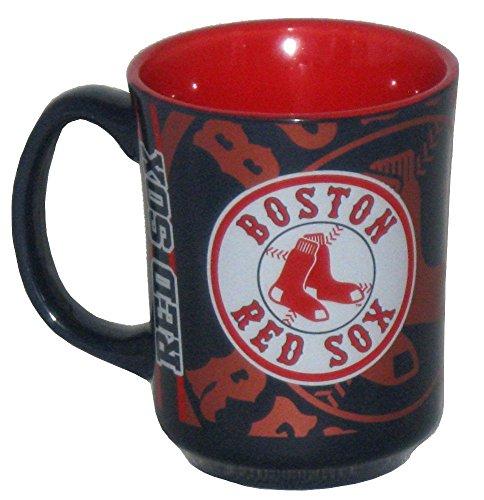 The Memory Company (MLB-BRS-1679) MLB Boston Red Sox Reflective Mug, One Size, - Sox Mug