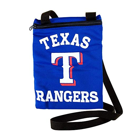 MLB Texas Rangers Game Day Pouch