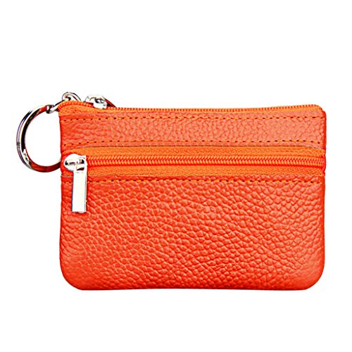 (Pengy Women's Pures Leather Roomy Pockets Series Small Crossbody Bags Cell Phone Purse Wallet For Women)