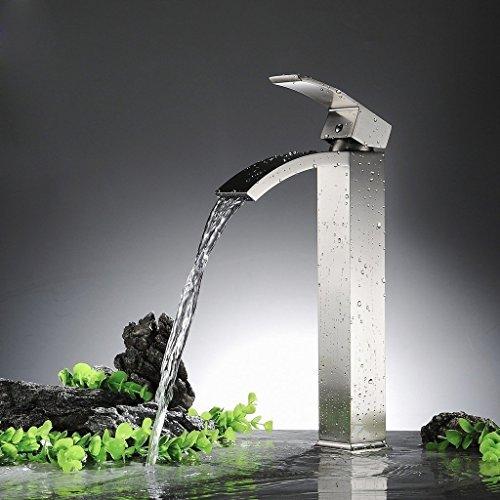 Faucet Bathroom Mixer Tap - 7