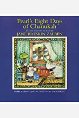 Pearl's Eight Days Of Chanukah: With A Story and Activity for Each Night Hardcover