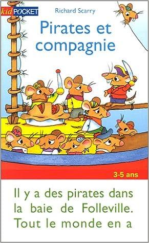 """Résultat de recherche d'images pour """"Pirates et compagnie - Richard Scarry"""""""