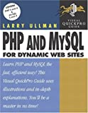 PHP and MySQL for Dynamic Web Sites, Larry Ullman, 0321186486