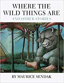 Where the Wild Things Are: 9780001034204: Amazon.com: Books