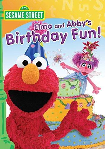 Elmo and Abby's Birthday Fun! (Sesame Street Elmo And Abbys Birthday Fun)