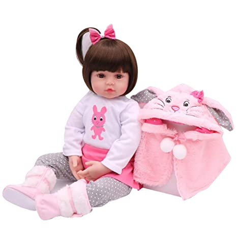 homese Reborn Real Life Baby Doll Girl 19