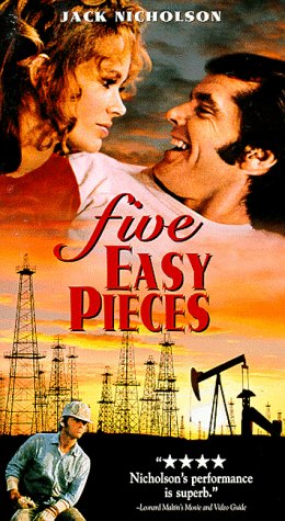 Five Relaxed Pieces [VHS]