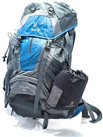 Hillsound Spikeeper Hiking Crampon Bag, Black, 1 Size