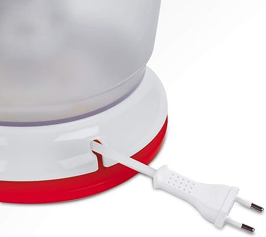 Ufesa EX4935 Activa - Exprimidor eléctrico, 40W, 0,6L, 2 conos ...