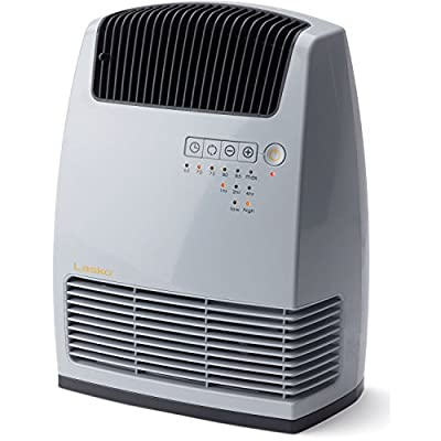Lasko ENERGY EFFICIENT Electronic Ceramic Heater with Multiple Heat Settings and Built-In Safety Features