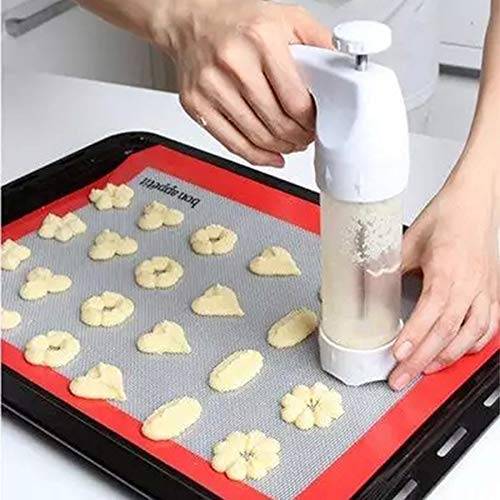 Cookie Press - Comfort Grip Cookie Press Icing