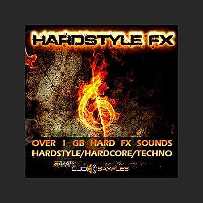 Amazon com: Hardstyle FX - 1168 Hard, Dark & Crushing Sound