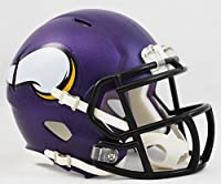 Minnesota Vikings Riddell Revolution Speed Mini Football Helmet