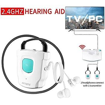 Amazon Com Tv Ears Original Wireless Headsets System Tv