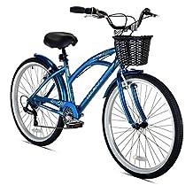 Kent Bay Breeze 7-Speed Women's Cruiser Bicycle