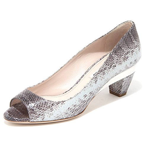 women 1 86283 spuntata marrone grigio VIT ST scarpa shoes AYERS MIU MIU decollete donna UUqrxw0P