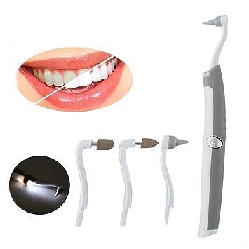 Tooth Polishing Tool Sistema De Limpieza Dental 3 En 1 Multifunción Sonic Toallitas para Borrar Manchas