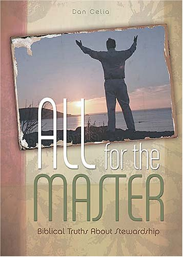 Read Online All for the Master: Reflections on the Stewardship of Our Gifts ebook