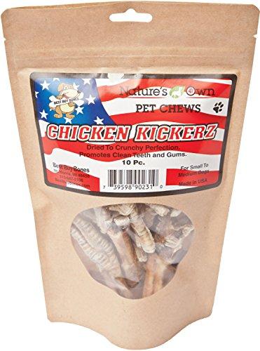Best Buy Bones Pet Treat Bones, Chicken Kickerz, 10-Pack