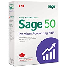 Sage 50 Premium Accounting 2015 Canadian Edition