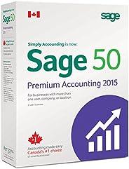 Sage 50 Premium Accounting 2015 Canadian Edition