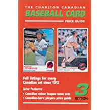 Charlton's Standard Catalog of Canadian Baseball and Football Cards