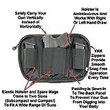 ComfortTac Ultimate Fanny Pack Holster Fits Glock