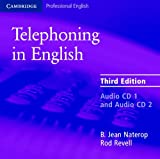 Telephoning in English Audio CD 3rd Edition (Cambridge Professional English)