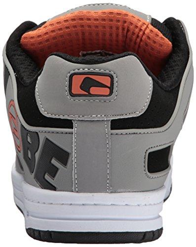 Globe Männer Tilt Skate Schuh Grau / Schwarz / Orange