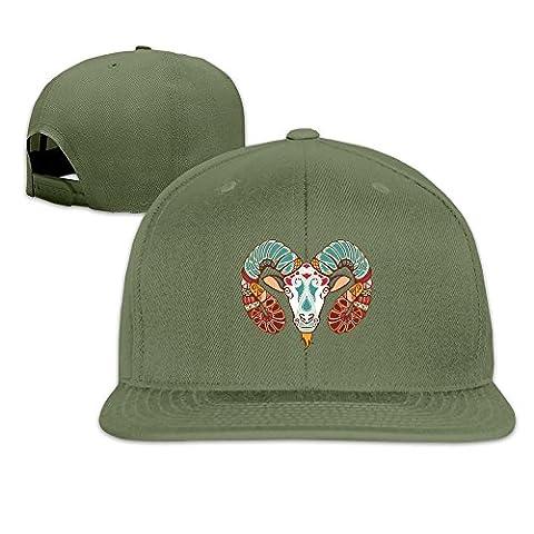 Aries Hat New Era Baseball Caps (Aries Blackbird X10)