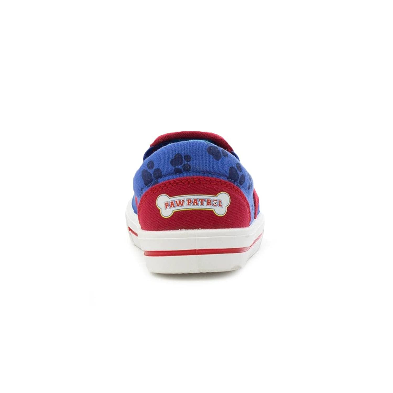 Paw Patrol Kids Slip On Canvas Shoe - Size 29 - Blue: Amazon.co.uk: Shoes &  Bags