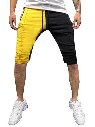 Pantalones de chándal para Hombre, de Seguridad, con Abertura en ...