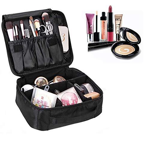 Amazon.com: Bolsa de maquillaje profesional de viaje ...