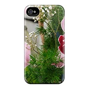 Iphone 6 Hard Back With Bumper Cases Covers Gift Orchids