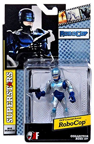 RoboCop Big Screen Superstars Minifigure RoboCop [OCP Concept Armor]