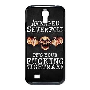 Avenged Sevenfold KE61BY7 funda Samsung Galaxy S4 teléfono celular caso funda U7EX4E3FN